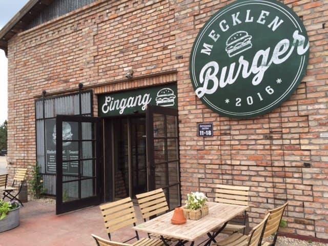 Hier gibts Mecklen-Burger