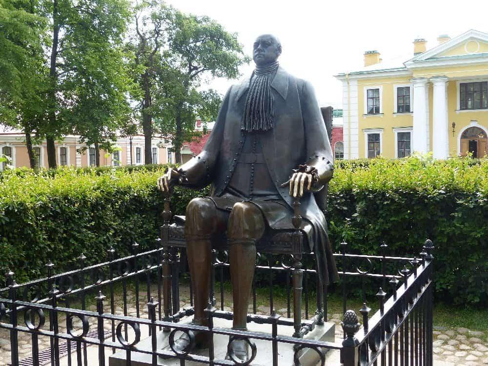 Der umstrittene Peter I.