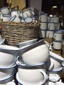 Auf dem Bauernmarkt