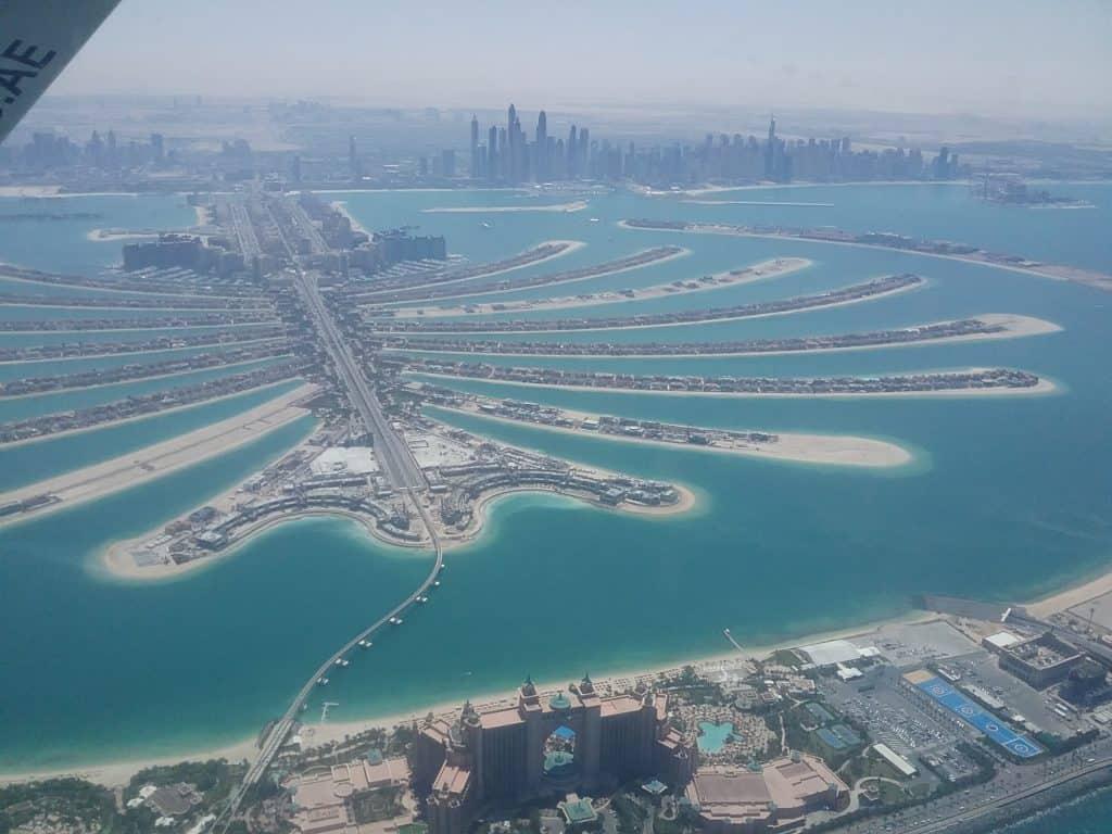Dubai ist ein beliebtes Winterziel