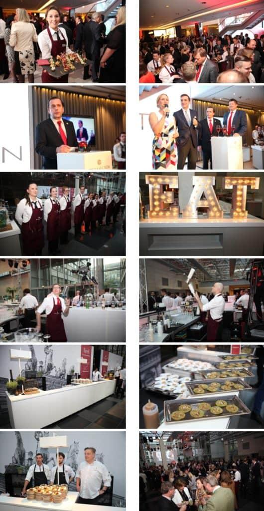 """Gala zur offiziellen Einführung der neuen Premiummarke """"NH-Collection"""""""