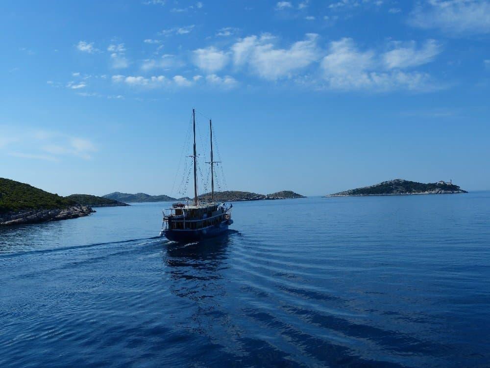 Inselwelt bei Zadar