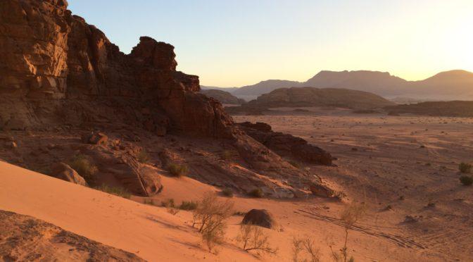 CTOUR on Tour: Jordanien - Reiseland für Fortgeschrittene 1