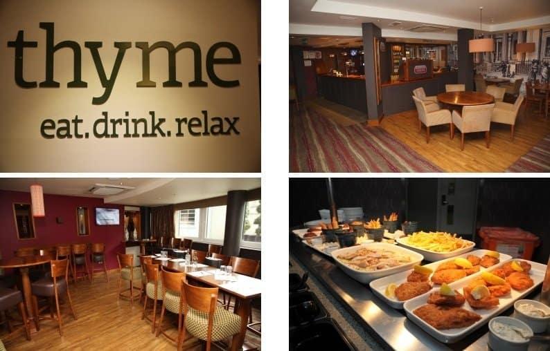 Restaurant Thyme