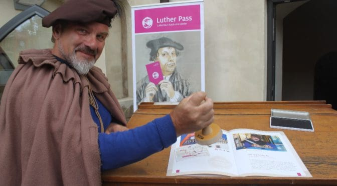 CTOUR on Tour: Mit dem Luther Pass auf den Spuren der Reformation