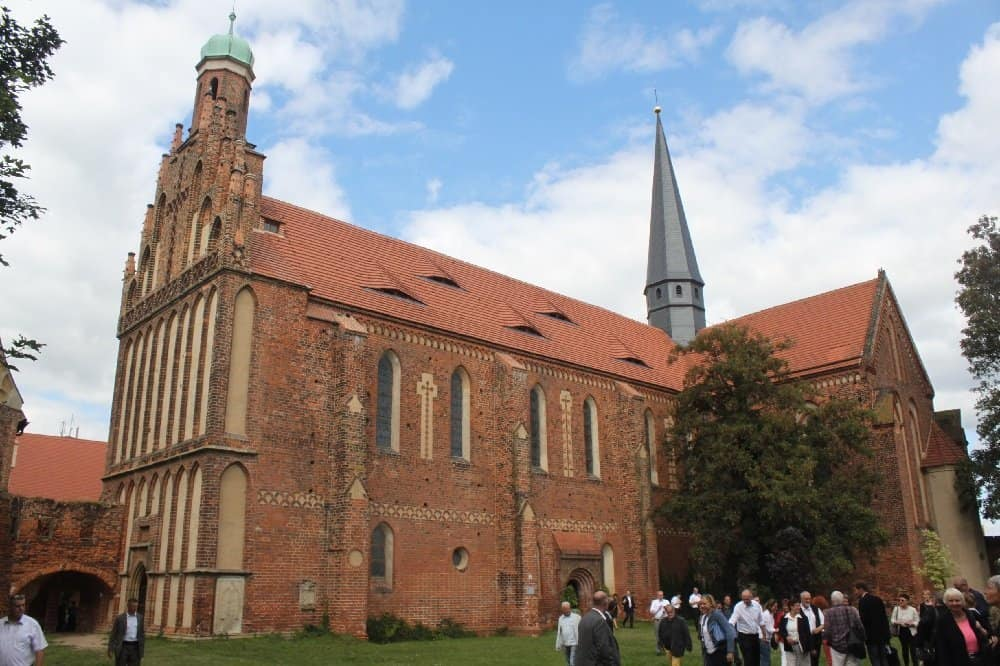 Das ehem. Zisterzienserkloster Marienstern in Mühlberg