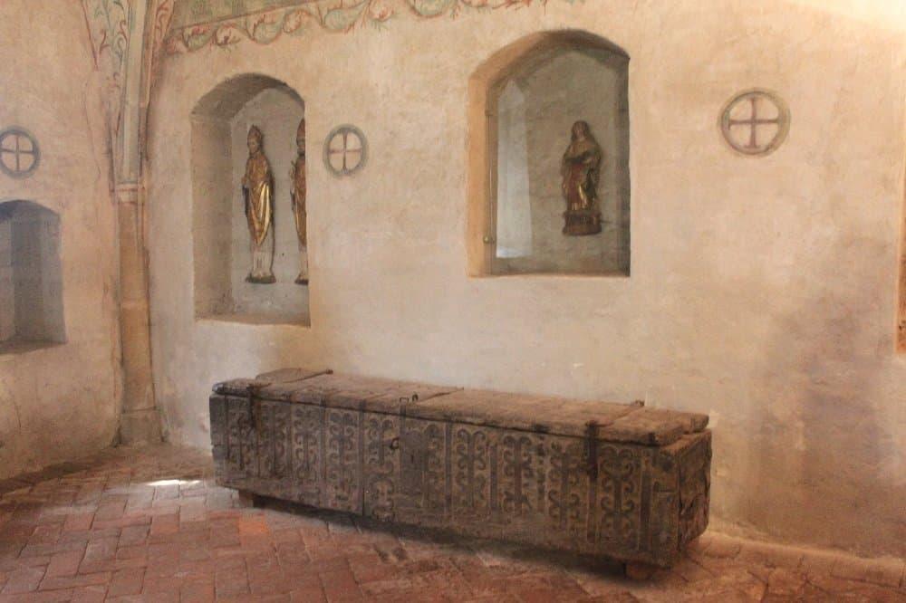 Der legendäre Tetzel-Kasten in St. Nikolai Jüterbog