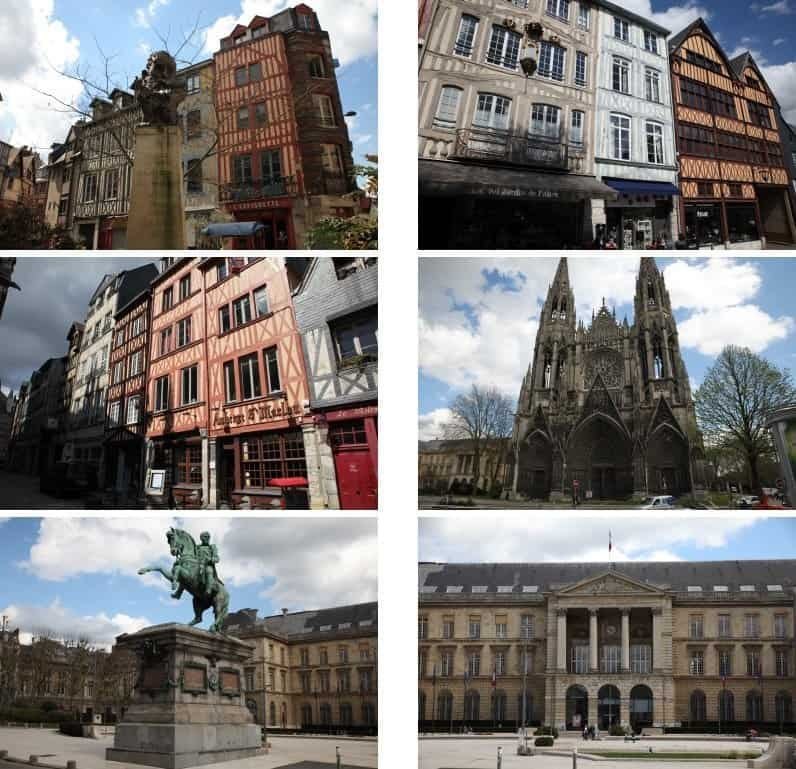 Altstadt von Rouen