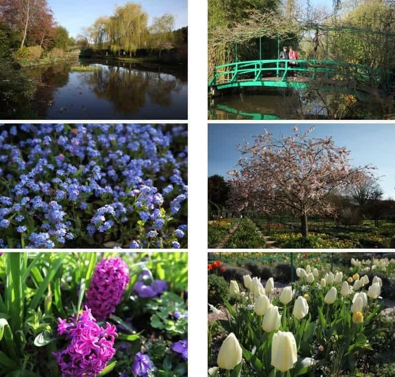 Haus und Garten von Claude Monet