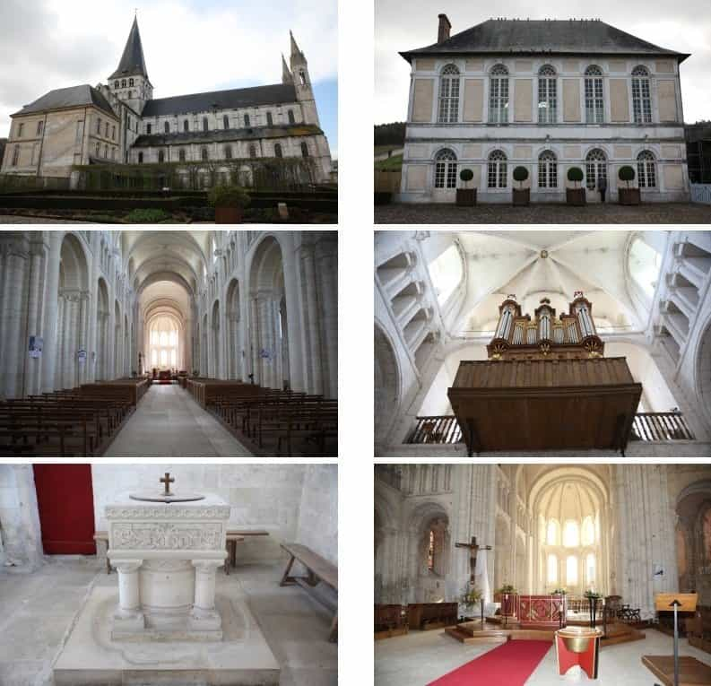 Kloster Saint Georges de Boscherville