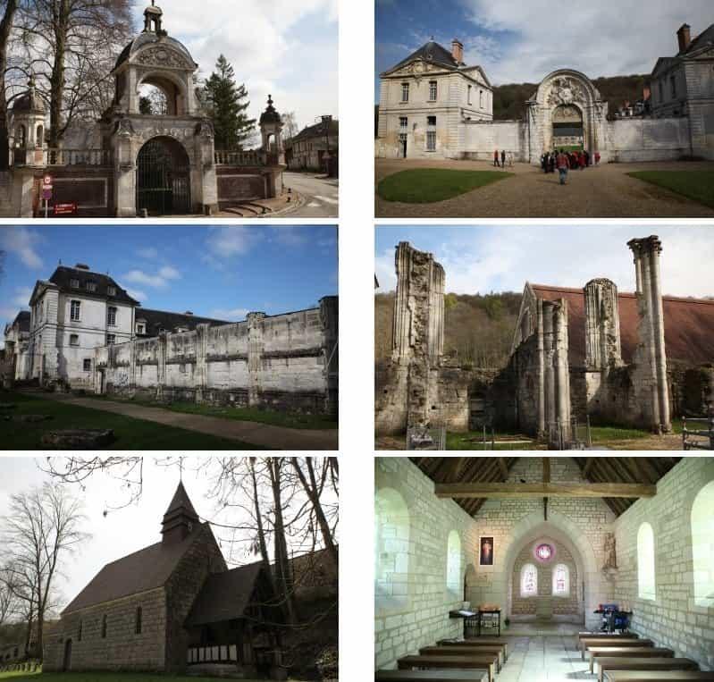 Abtei Saint Vandrille