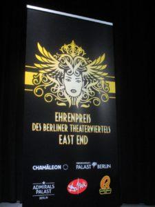 Der Verein Berliner Theaterviertel EAST END e. V. vereint bekannte und beliebte Bühnen in Berlins Mitte