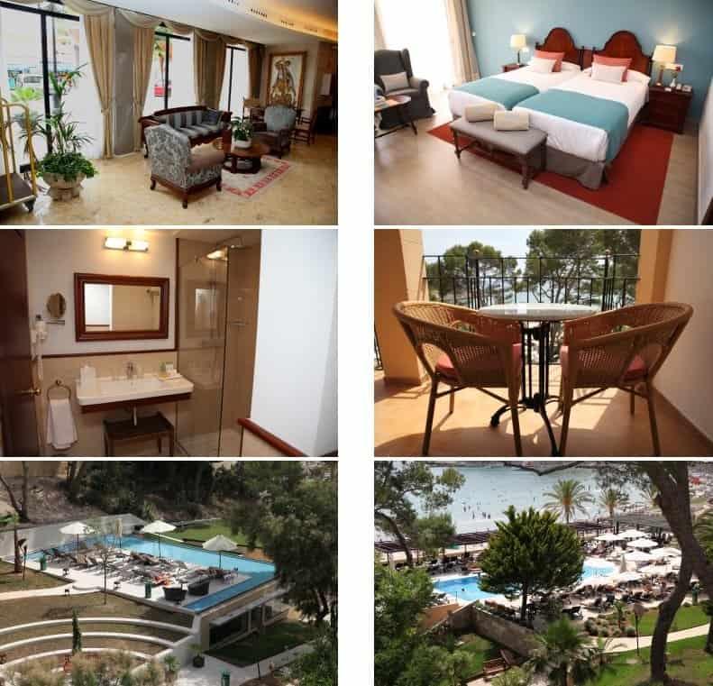 Hesperia Villamil-Hotel
