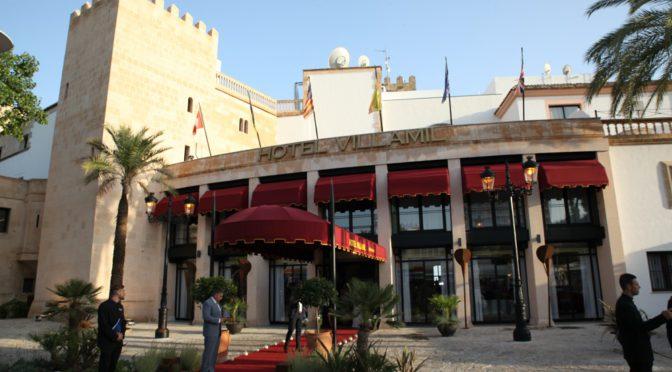CTOUR vor Ort: Eröffnung des NH Hotel Group Hesperia Villamil Hotel auf Mallorca 1