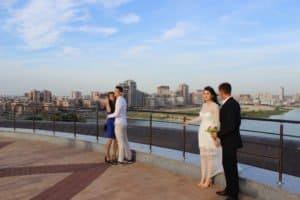 Kasaner Kessel: Hochzeiten im 20-Minuten-Takt