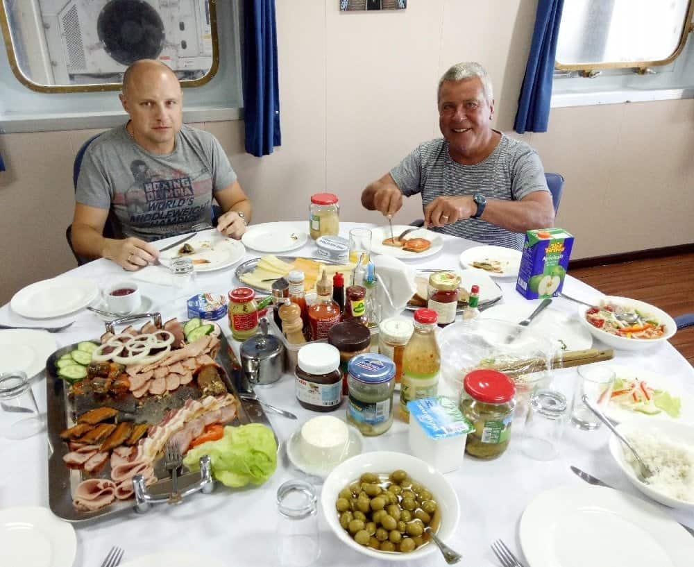 Dinner am Sonntag