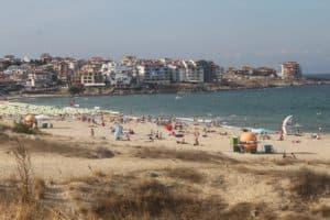 Die bulgarische Schwarzmeerküste gehört zu den beliebtesten Sommerzielen