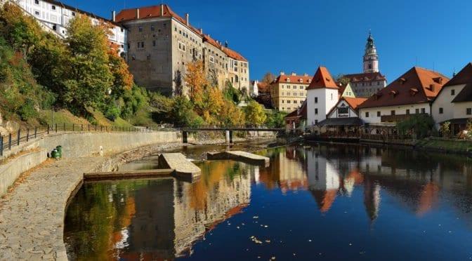 CTOUR on Tour: Český Krumlov, das Goldstück an der Moldau 1