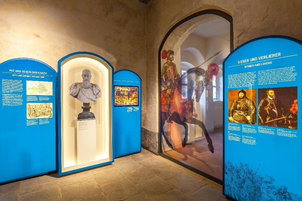 """Museum """"Mühlberg 1547"""""""