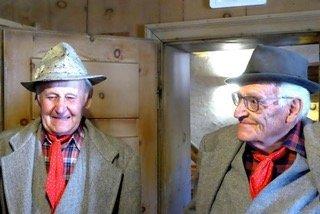 Zwei Herrn aus Livigno
