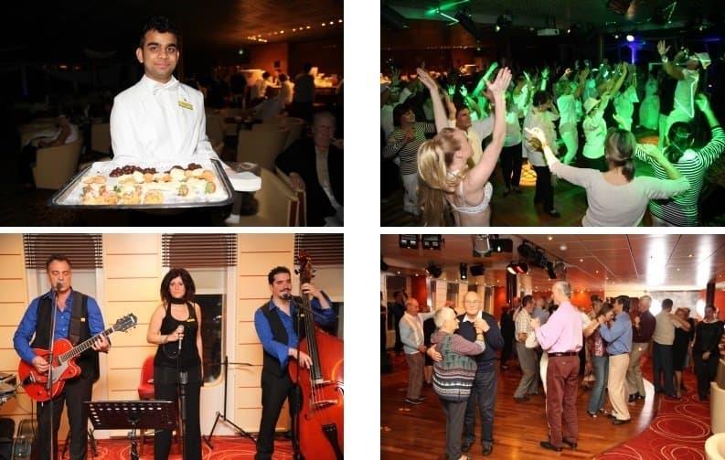 Events und Tanz
