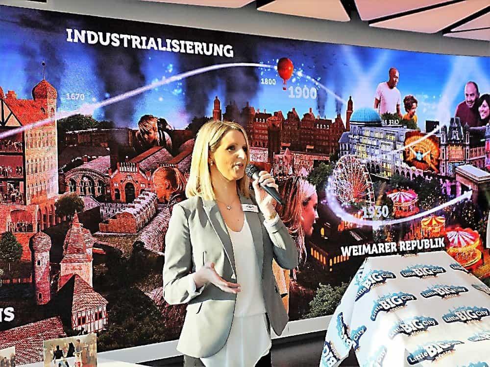 CTOUR-NEWS: Little Big City ab Sommer - Berlin Dungeon auf schaurig-schöner Erlebnistour 1