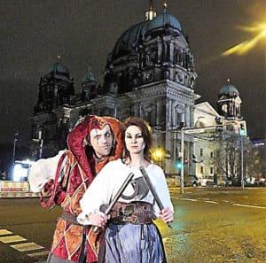 CTOUR-NEWS: Little Big City ab Sommer - Berlin Dungeon auf schaurig-schöner Erlebnistour 3
