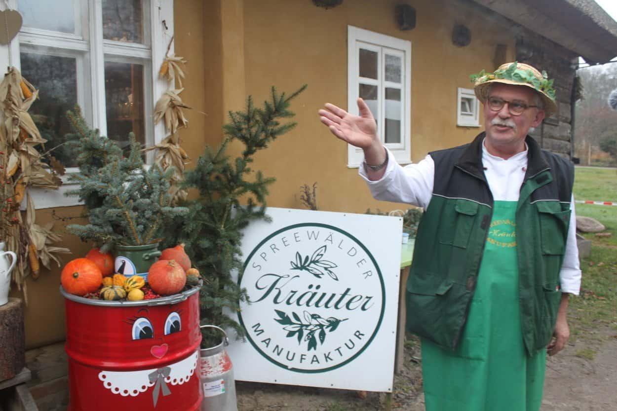 CTOUR on Tour: Im Spreewald - Kräutermanufaktur - KaminKahn - KrimiDinner 3