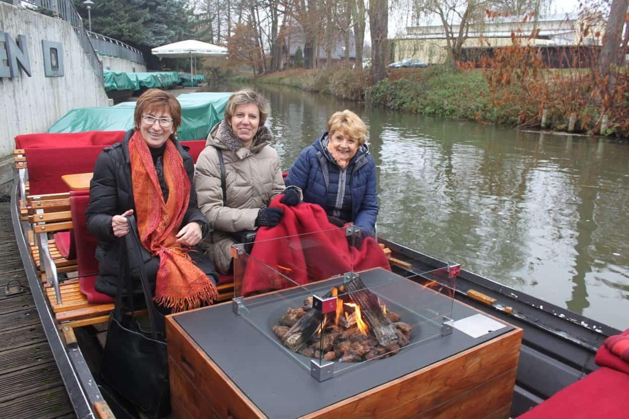 CTOUR on Tour: Im Spreewald - Kräutermanufaktur - KaminKahn - KrimiDinner 8
