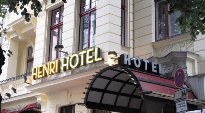 CTOUR-Hotelstammtisch: Nobler Rückzugsort im Hauptstadt-Dschungel