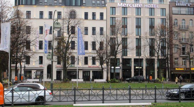 CTOUR-Hotelstammtisch: Ein Wohnzimmer am Wittenbergplatz 1