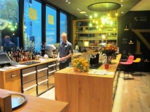 CTOUR-Hotelstammtisch: Ein Wohnzimmer am Wittenbergplatz 3