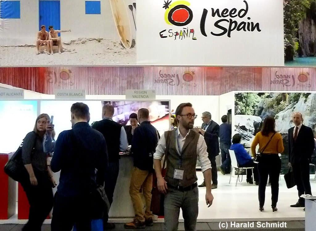 CTOUR auf der ITB 2017: Spanien-Tourismus energiegeladen 8