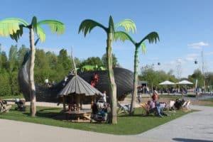 CTOUR vor Ort: Mit der Seilbahn zum internationalen Gartenfestival in Berlin 5
