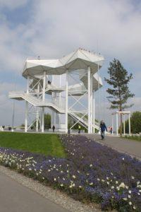 CTOUR vor Ort: Mit der Seilbahn zum internationalen Gartenfestival in Berlin 9