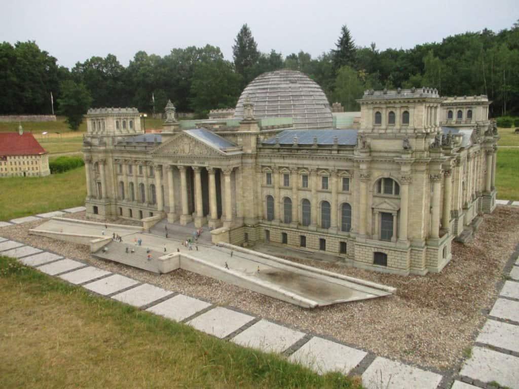 Reichstaggebäude