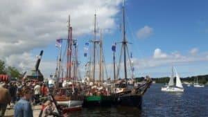CTOUR vor Ort: 27. HanseSail – gelungene Generalprobe für Rostocker Stadtjubiläum 2018 4