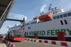 CTOUR – Sommertour: Ein Ostseetag mit Scandlines, HanseSail und Rostock-Jubiläum 7