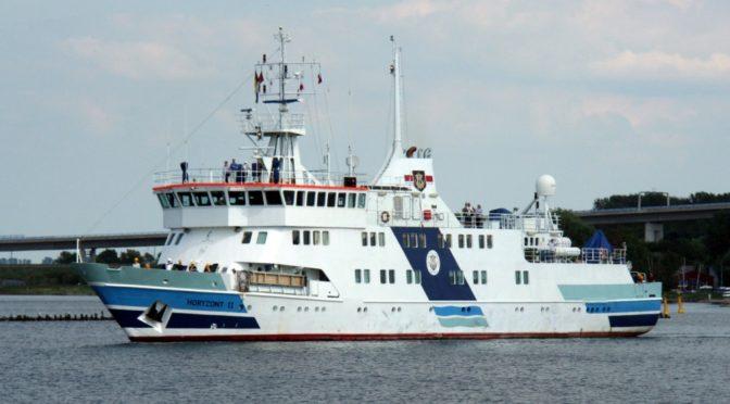 CTOUR on Tour: MS HORYZONT II auf Kreuzfahrt-Kurs in die Zukunft