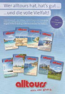 CTOUR vor Ort: alltours mit größtem Sommerprogramm aller Zeiten – Katalog-Relaunch & neue Hotelmarken 2