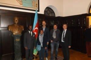 CTOUR Medientreff: ASERBAIDSCHAN 5