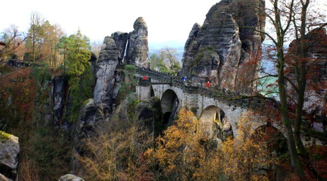 Wintertraum Sächsische Schweiz