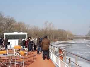 CTOUR on Tour: Flusskreuzfahrtschiff MS SANS SOUCI auf ungewöhnlichem Winterkurs 4