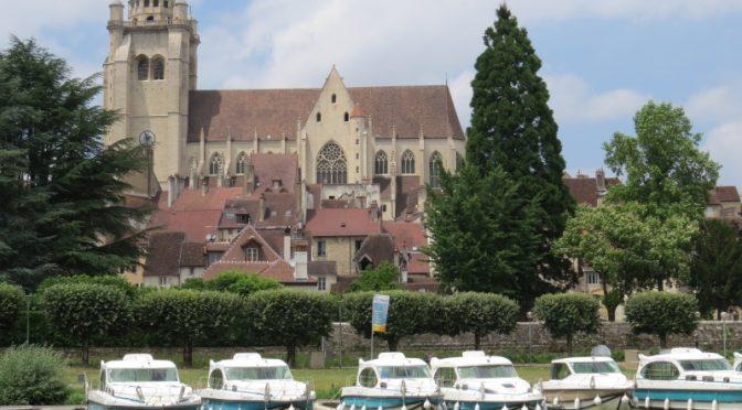 CTOUR On Tour: Radtour in der Region Bourgogne-Franche-Comté 1