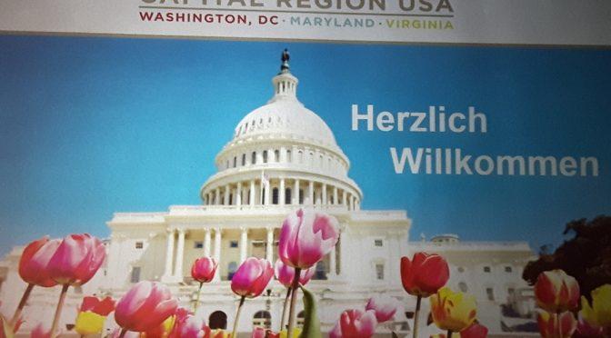 CTOUR-Medientreff: Capital Region USA im Deutschen Spionagemuseum Berlin 1