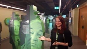 CTOUR-Medientreff: Capital Region USA im Deutschen Spionagemuseum Berlin 2