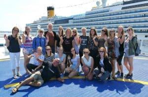 Maritim-Studentinnen auf Exkursion zwischen Ostsee und Müritz 4