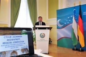 CTOUR-Medientreff: Usbekistan - 1001-Nacht-Romantik hautnah erleben 2