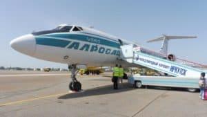 ctour on tour: Von Diamanten, Sibirien und alten Flugzeugen 5
