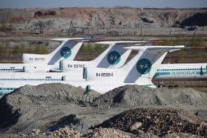 ctour on tour: Von Diamanten, Sibirien und alten Flugzeugen 2